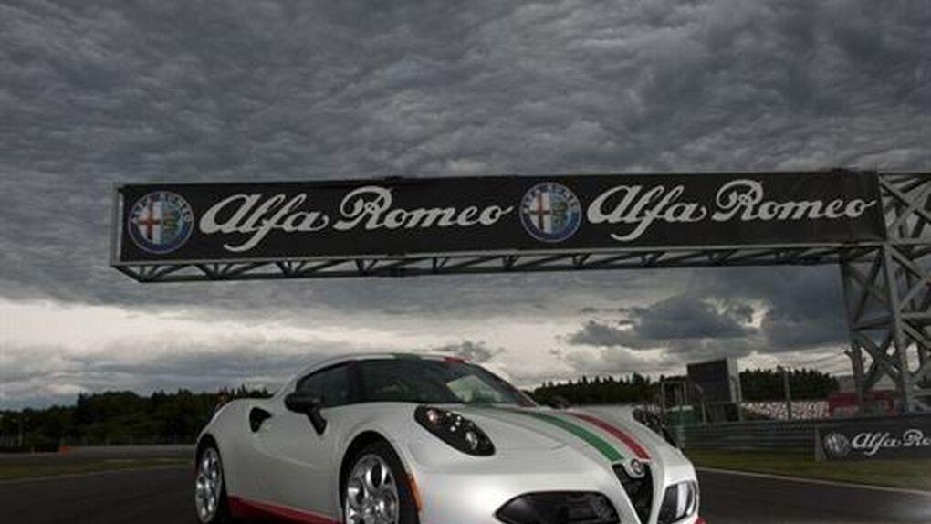 Alfa Romeo inicia su actividad en el mercado ruso