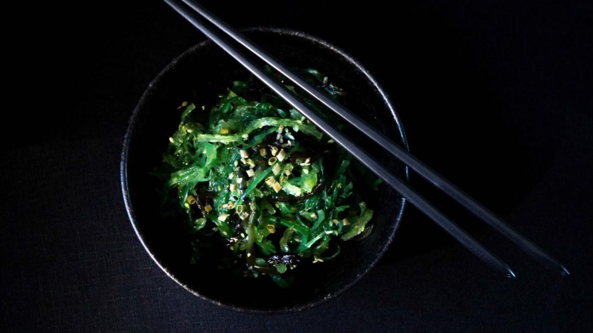 Algas: el futuro de la gastronomía está en la huerta del mar