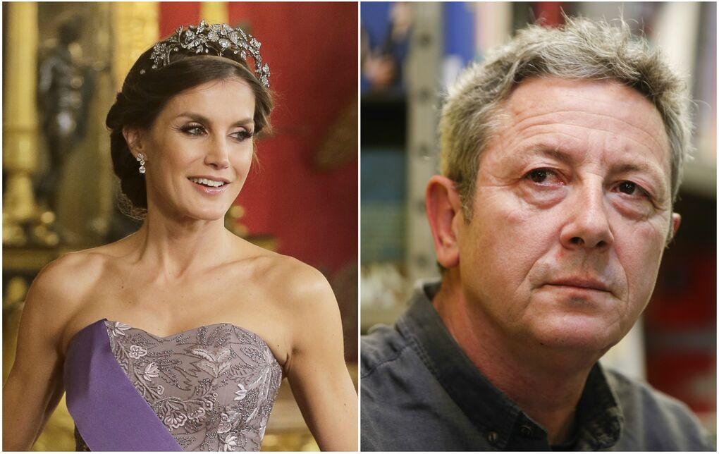 Alonso Guerrero, ex de la reina Letizia, se casa de nuevo con una profesora de 54 años