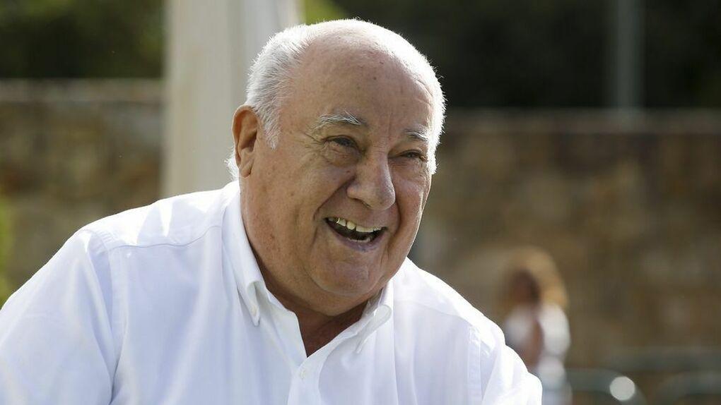 Amancio Ortega compra parte de la sede de Amazon por 656 millones