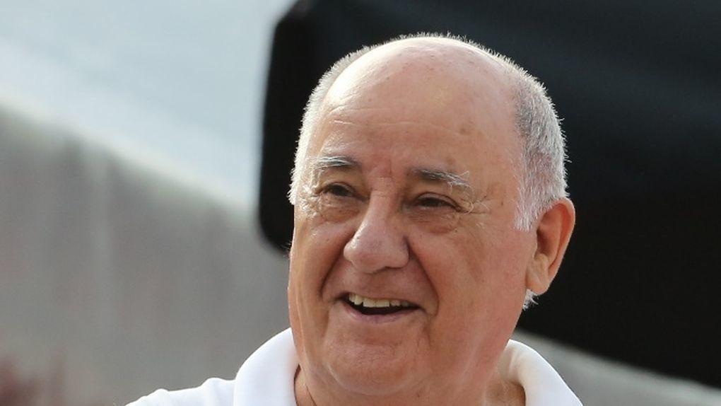 Amancio Ortega, el accionista que huyó de Banco Popular por estar demasiado enladrillado