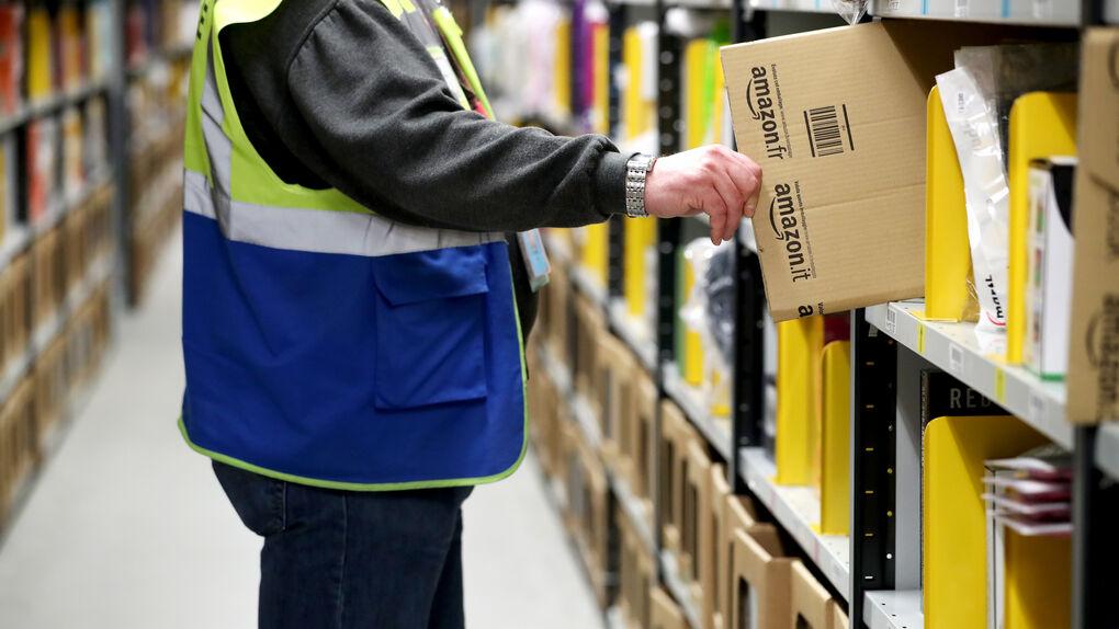 Amazon lanza una oferta de empleo para contratar a 4.600 por la campaña de Navidad