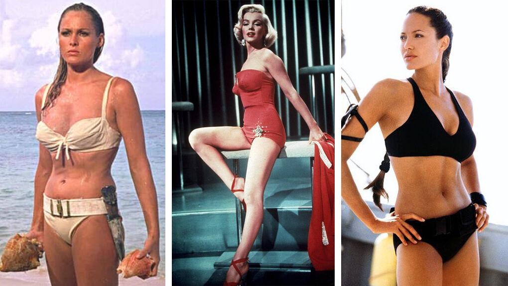 De Angelina a Marilyn: los 10 bañadores más famosos del cine (y cómo copiarlos)