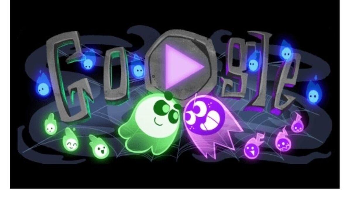 Google 22º aniversario: los cinco mejores 'doodles' de la historia