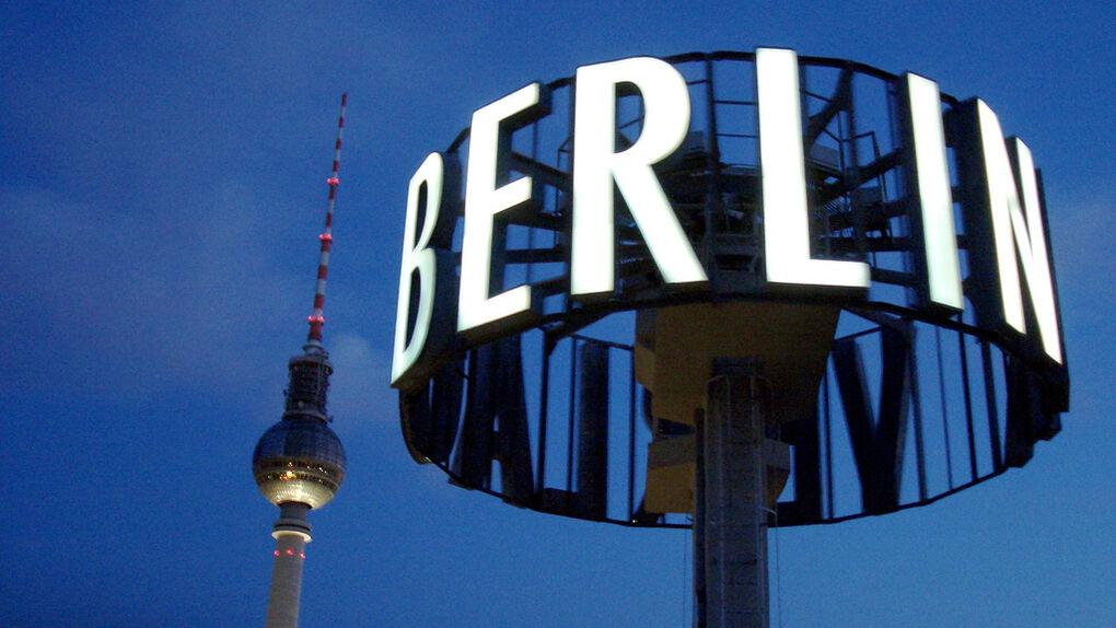 Un huerto vertical para cambiar Alexanderplatz