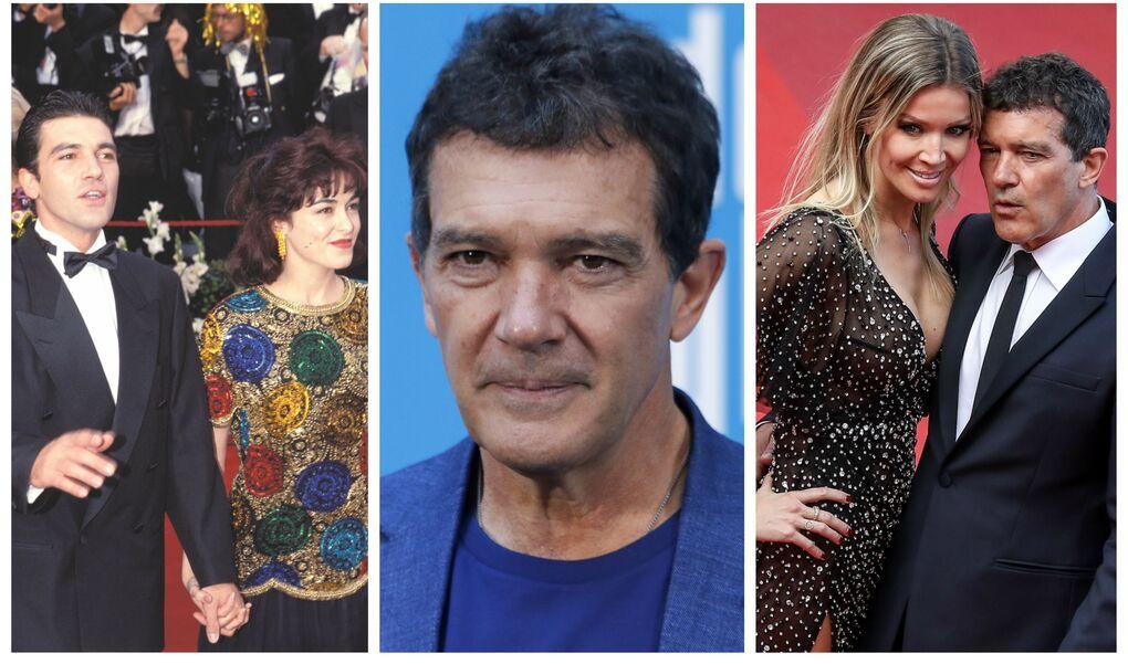 Antonio Banderas, al descubierto: su edad, sus mujeres, su familia, sus negocios y más