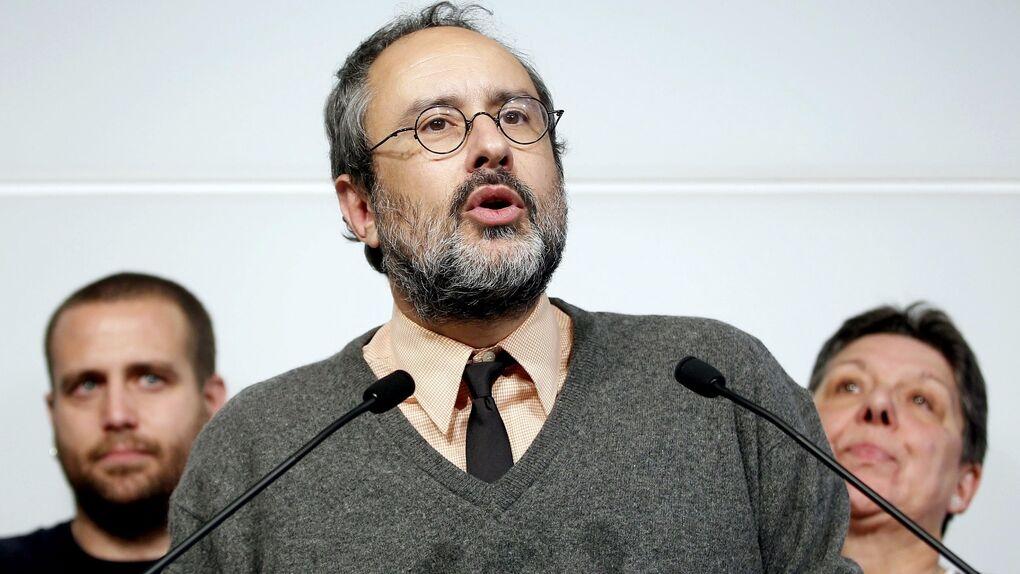 Un desliz de Antonio Baños deja al descubierto sus extraños gustos sexuales