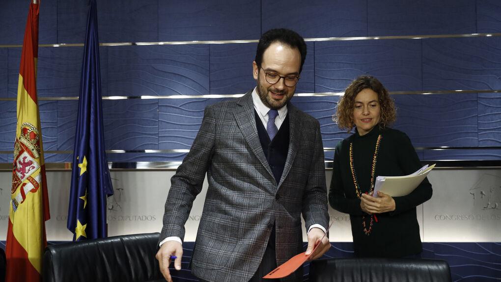 El PSOE rechaza la propuesta de Ciudadanos de limitar mandatos sin tocar la Constitución