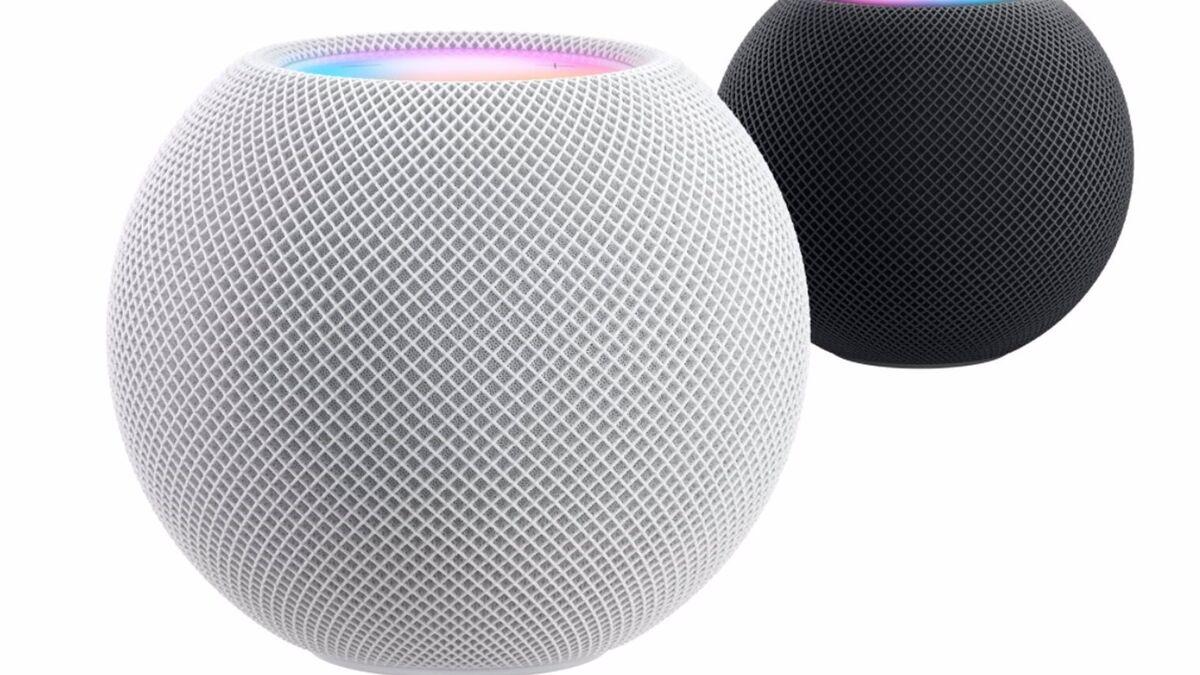 Apple presenta HomePod Mini, su nuevo altavoz con Siri con diseño esférico y compacto