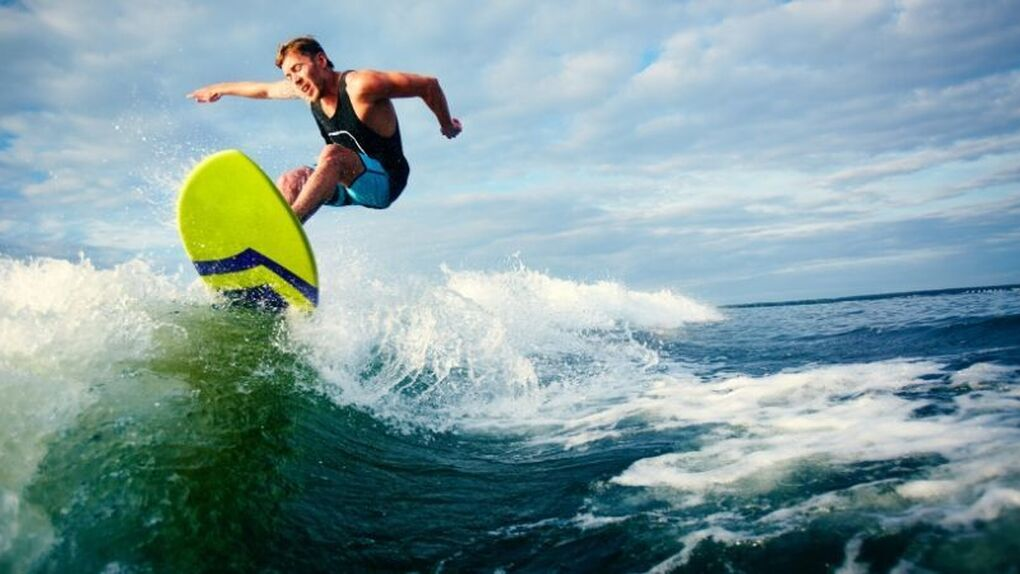 Aprender a surfear: este es todo el material que necesitas