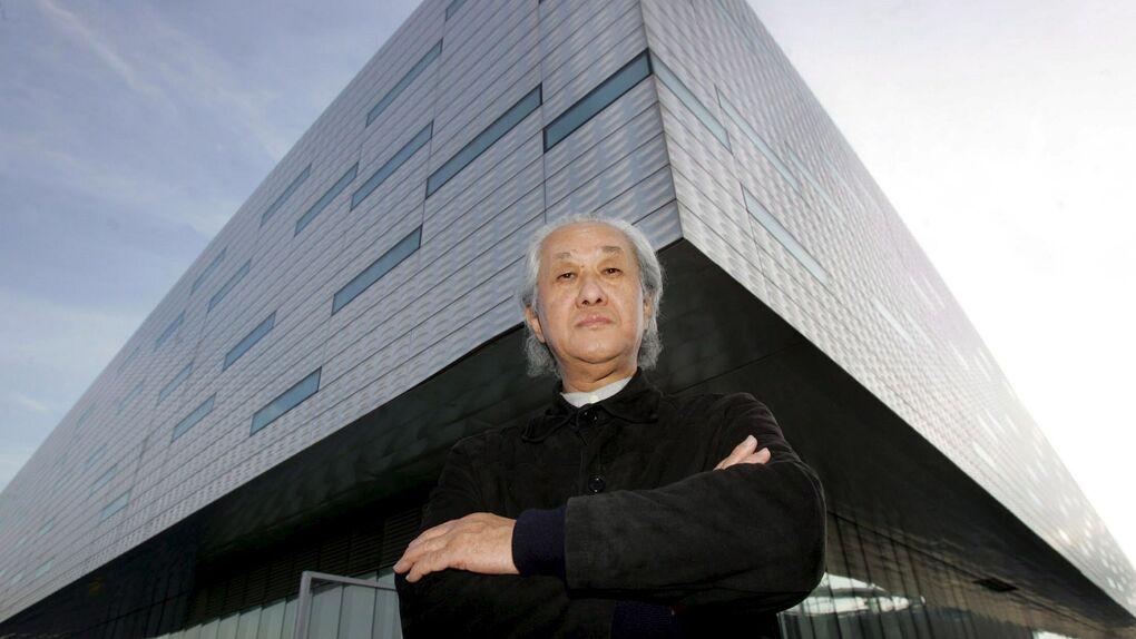 ArataIsozaki gana el Premio Pritzker 2019, el 'nobel' de arquitectura