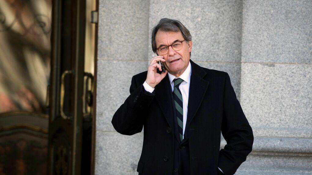 El TSJC confirma que Artur Mas estará inhabilitado hasta el 21 de febrero de 2020