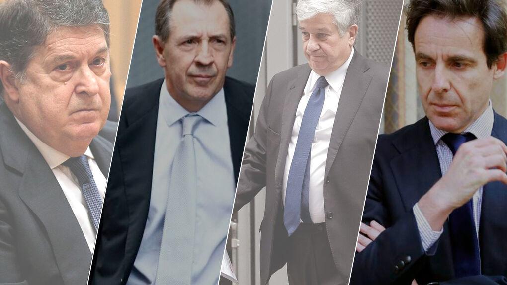 Arturo Fernández, López Madrid, Barcoj y Olivas, los que más se juegan en el juicio