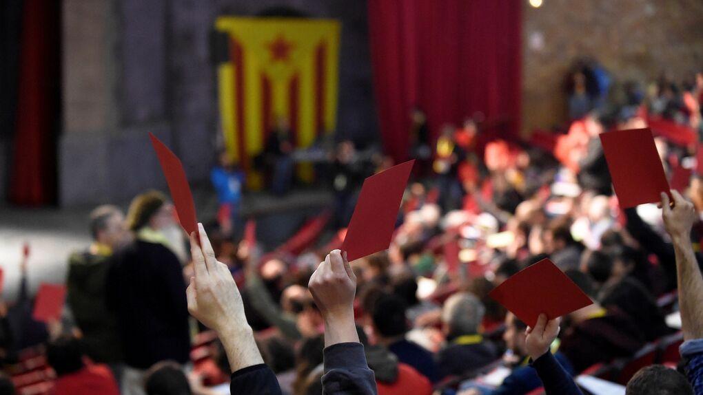 Unidad Popular pide la autodeterminación y ruptura de Mallorca con España