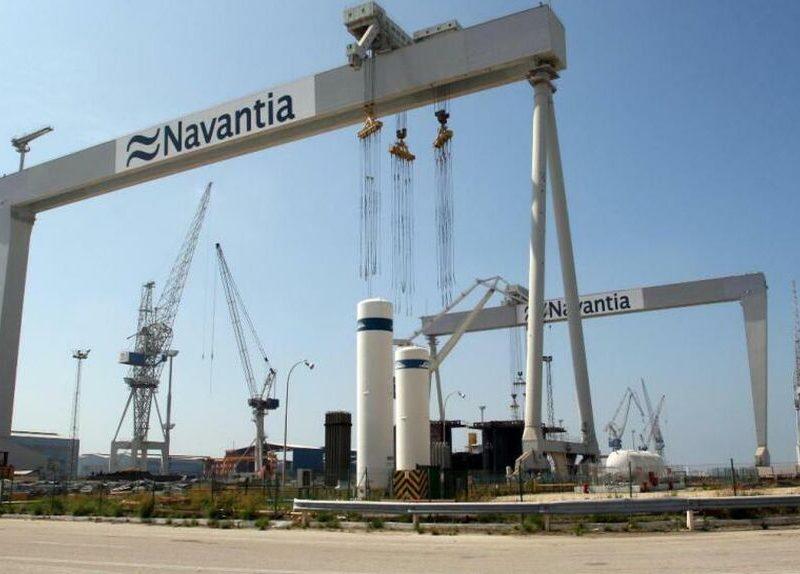Australia pone en servicio el primer buque logístico encargado a Navantia