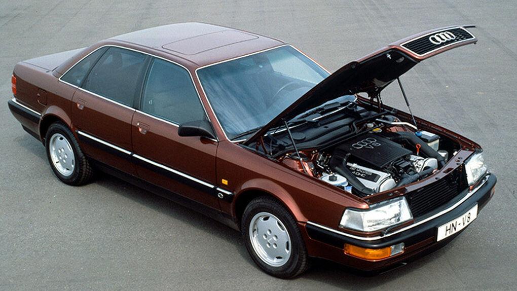 Audi inicia con la Techo Classica de Essen su programa de eventos de clásicos