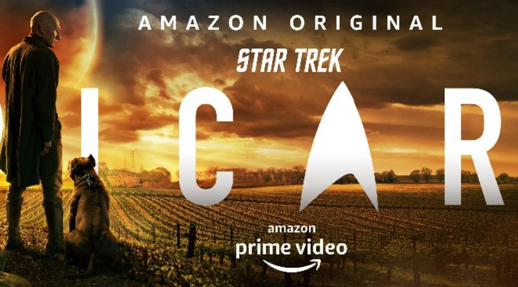 Aumenta el hype: nuevo trailer de Star Trek Picard
