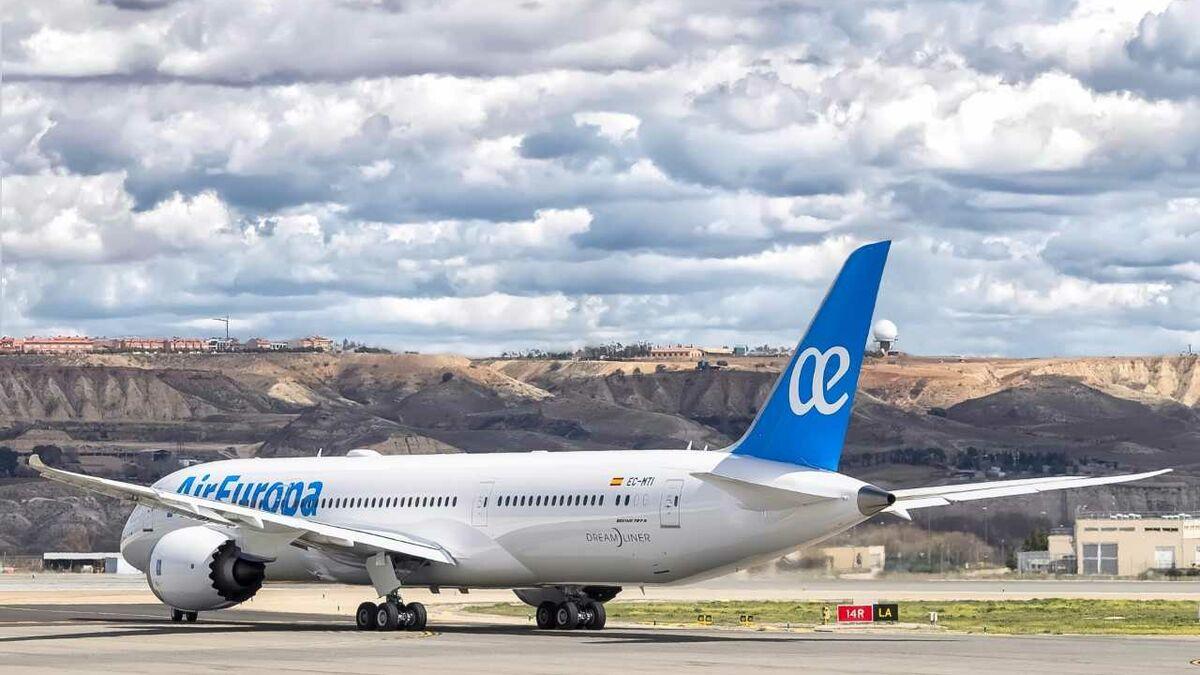 Air Europa, multada con 600.000 euros tras el robo de datos de miles de clientes