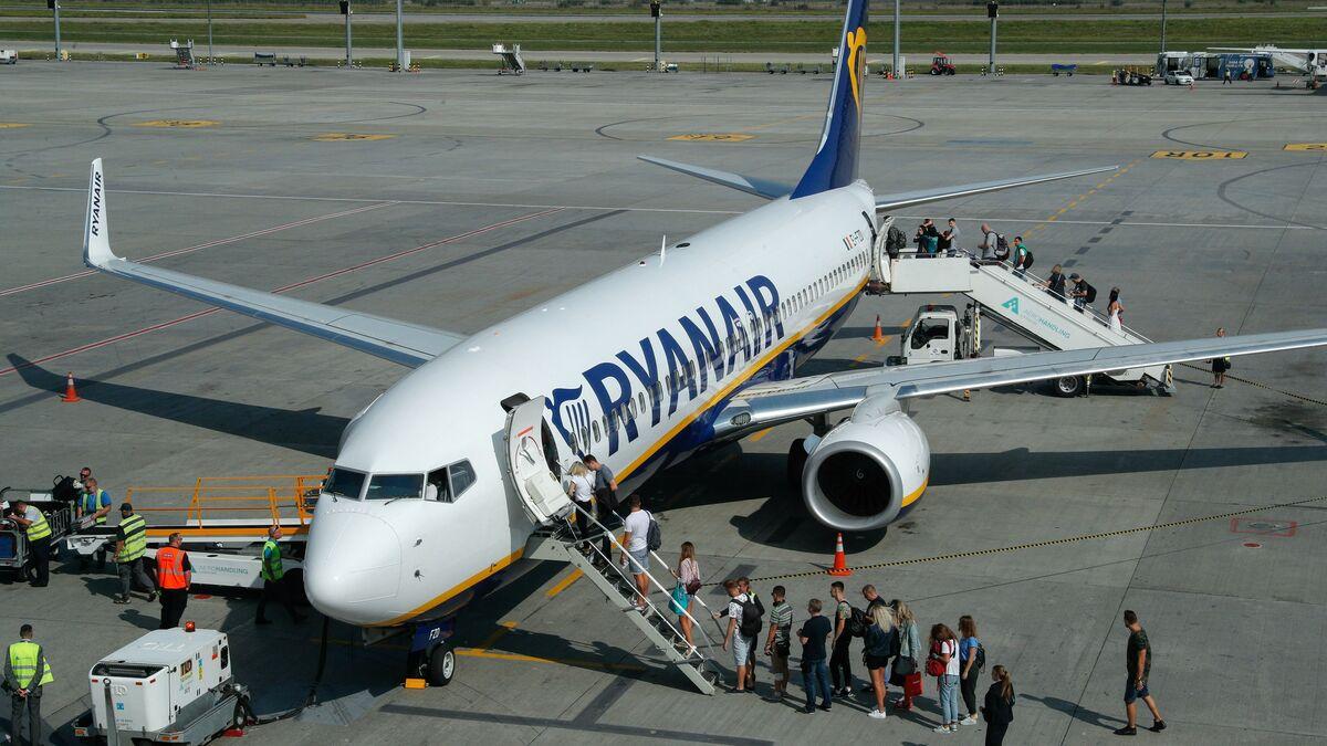 Ryanair lanza una campaña con vuelos desde 5 euros por tiempo limitado