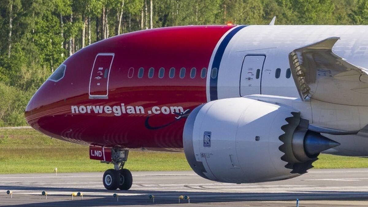 Norwegian se declara en preconcurso de acreedores en España