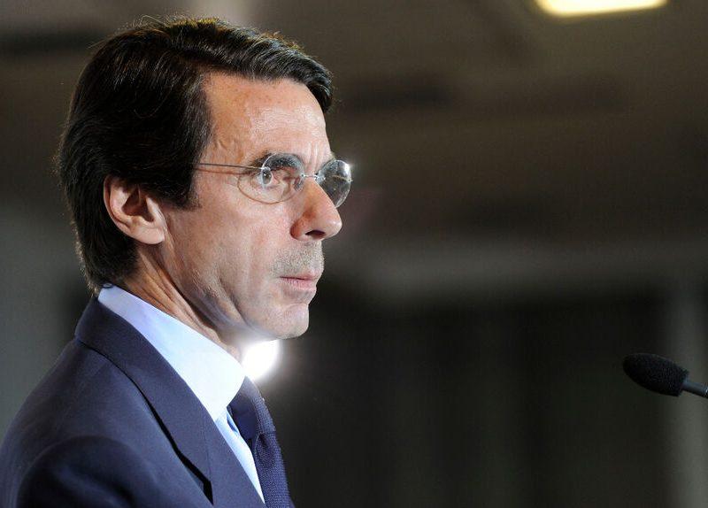 Un exdiputado del PP señala a Aznar como conocedor de la compensación a Ayesa, que aparece en los 'papeles' de Bárcenas