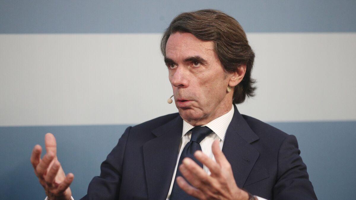 """Aznar invita a Casado a """"reflexionar"""": """"Los partidos han de reencontrarse con su votante"""""""