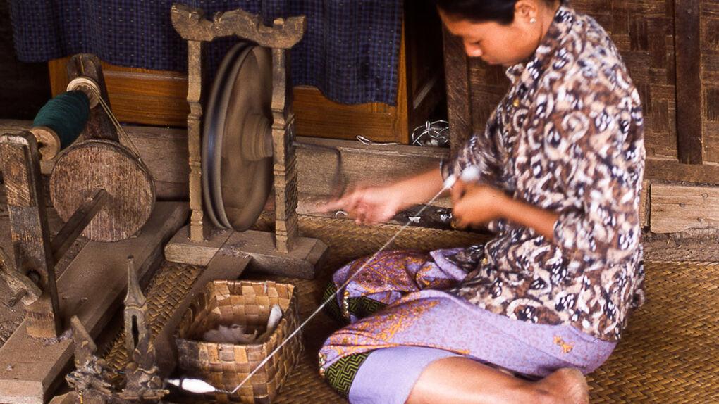 Bagan: el valle de las mil pagodas