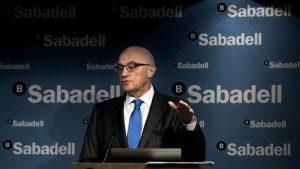 Banco Sabadell duplica las provisiones en TSB de cara a una posible venta