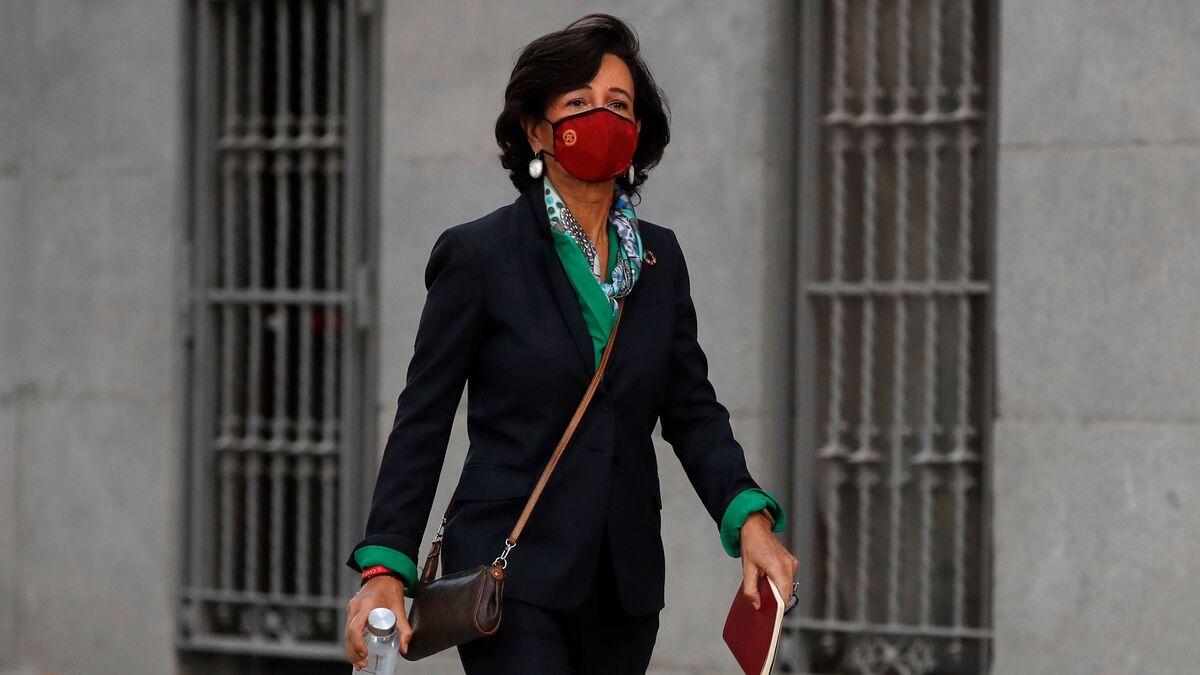 Botín declara ante el juez que no recibió presiones de Guindos y Linde para comprar el Popular