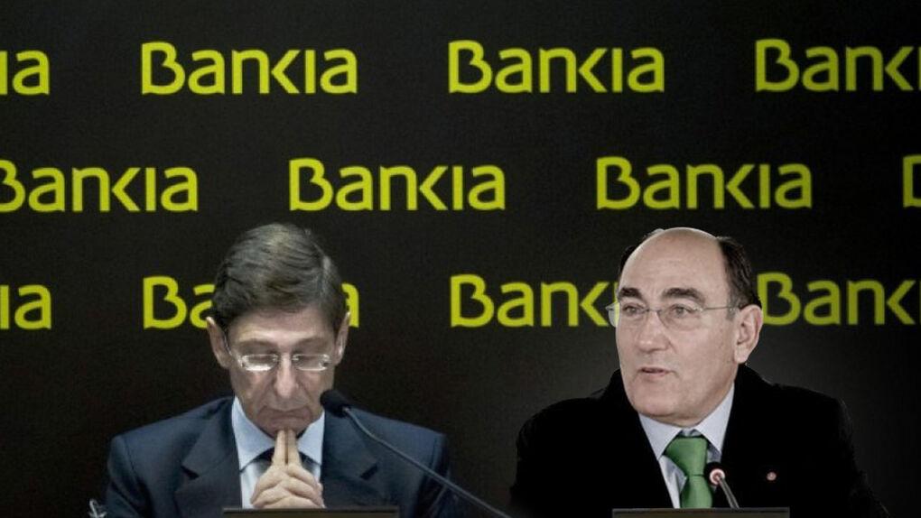 JPMorgan, Merrill y Lazard, citados por el juez en la batalla Iberdrola-Bankia