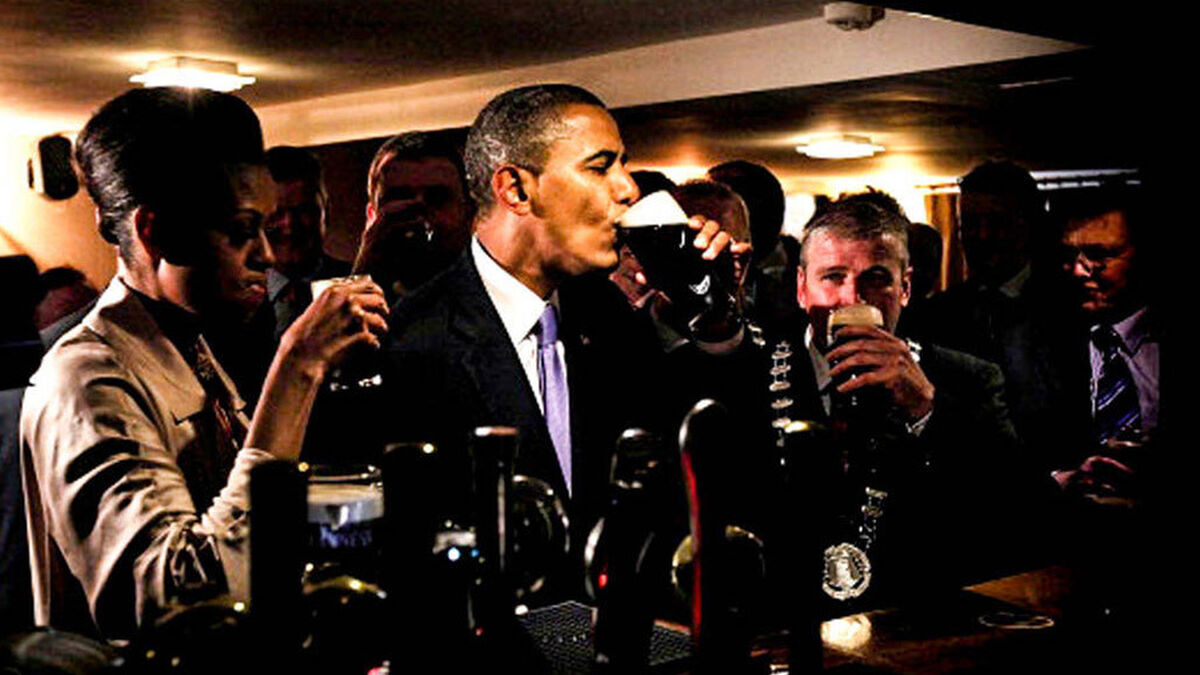 De Barack Obama a Louis Armstrong: la pasión de los famosos por la cerveza