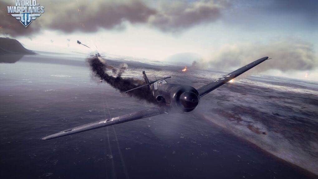 La Batalla de Inglaterra desde la cabina del piloto