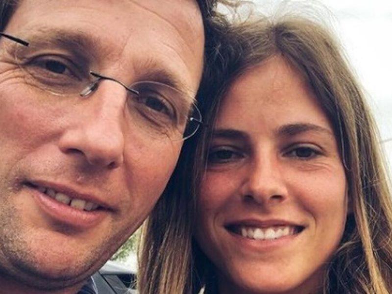 José Luis Martínez Almeida y Bea Fanjul