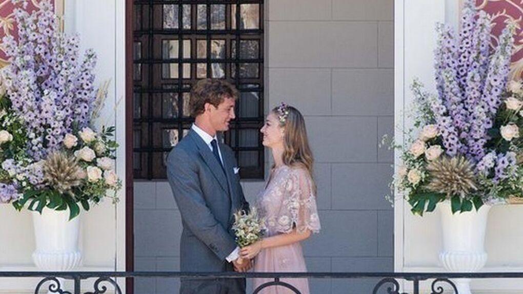 La curiosa boda real de Beatrice Borromeo y Pierre Casiraghi