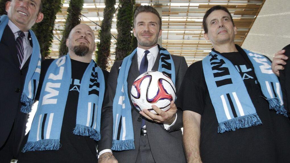 Beckham se forra gracias a la MLS: ¡100 millones por vender su parte del equipo de Miami!