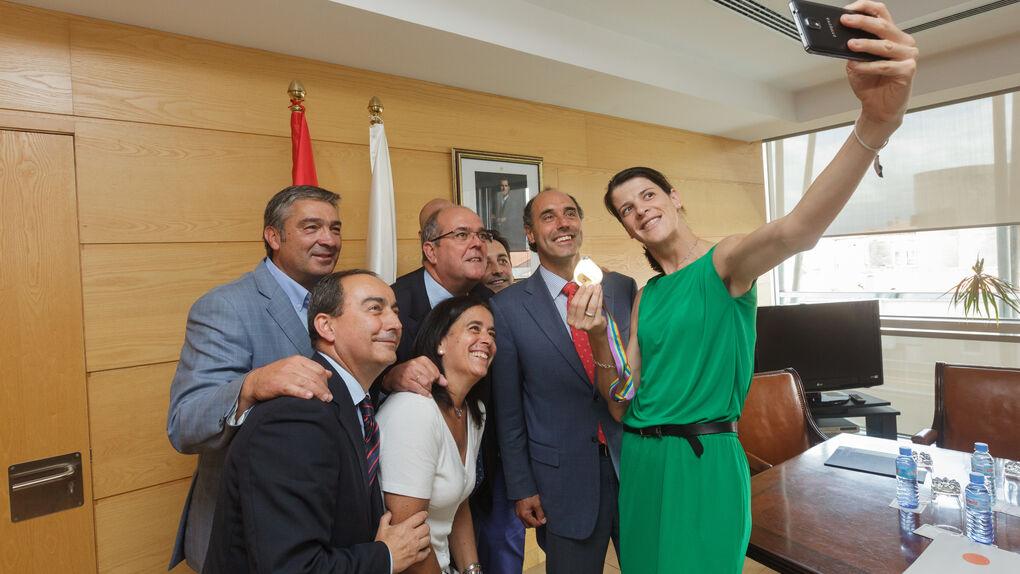 Crisis del PP cántabro: Génova expulsa a la campeona olímpica Ruth Beitia y 8 diputados