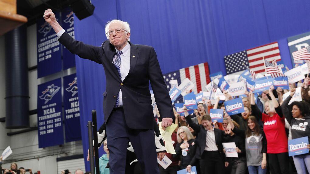 Sanders vence en Nuevo Hampshire, pero todavía no convence como favorito