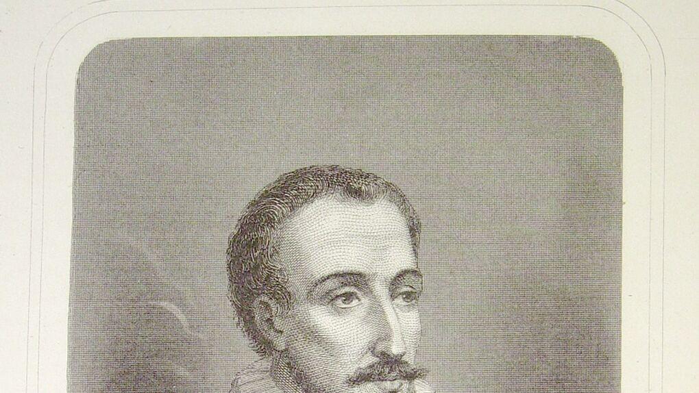 Cervantes… ¡Todo un personaje!