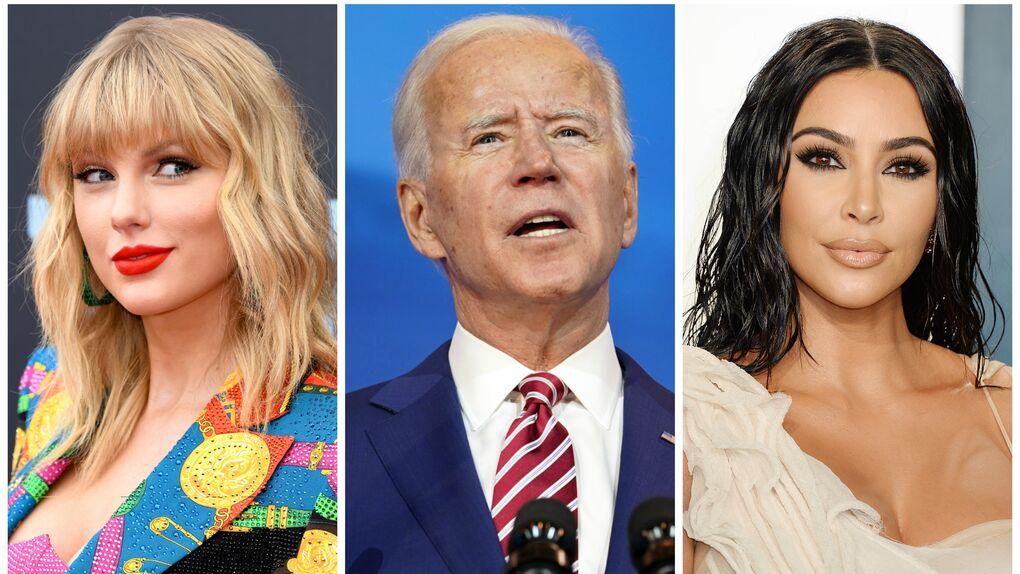 Joe Biden gana las elecciones de EEUU: ¿por qué todas las 'celebrities' estaban de su lado?