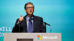 Bill Gates, acusado de haber sido infiel a su mujer Melinda