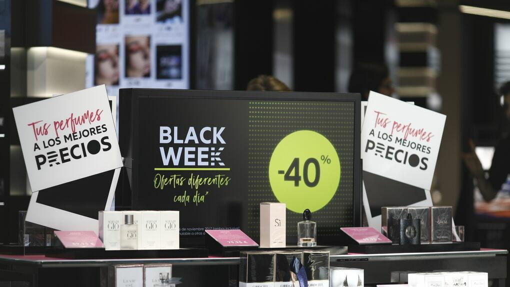 Cuándo es el Black Friday en  Zara, El Corte Inglés, Apple y Mango  y cuáles son sus ofertas