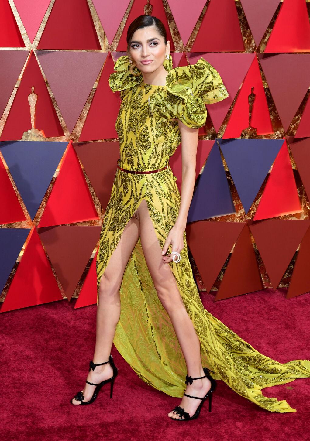 Blanca Blanco, la actriz que enseñó sus partes más íntimas en los premios Oscar