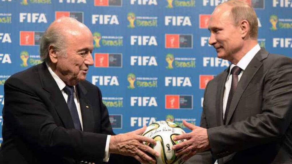 """Sid Lowe ('The Guardian'): """"Villar y Putin son los dos apoyos de Blatter en Europa"""""""