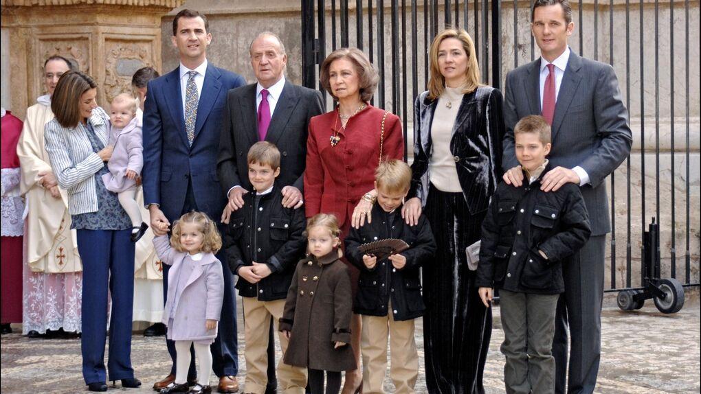 ¡Guerras familiares! Los Borbón y otros clanes enfrentados