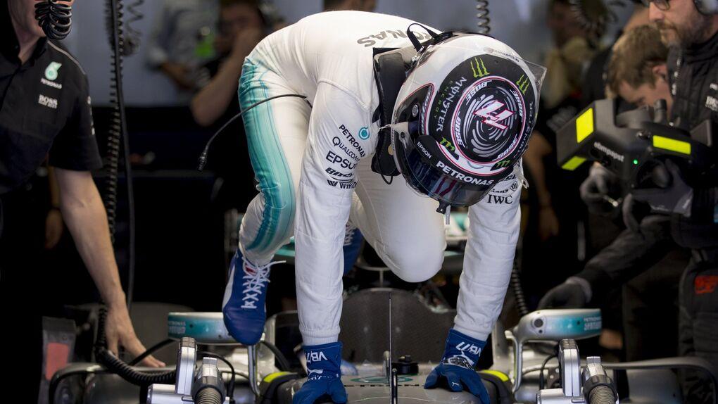 Y encima Bottas gana su primer GP con el Mercedes que podría haber pilotado Alonso