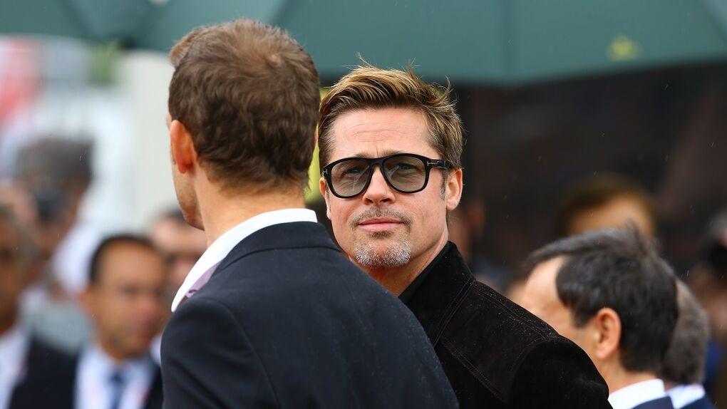Brad Pitt y su crisis de los 50
