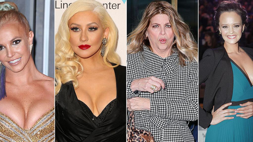 Britney y otras 'celebs' que engordan y adelgazan sin parar