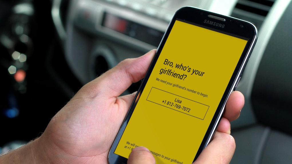 Deja de enviarle mensajes a tu novia: esta app lo hace por ti