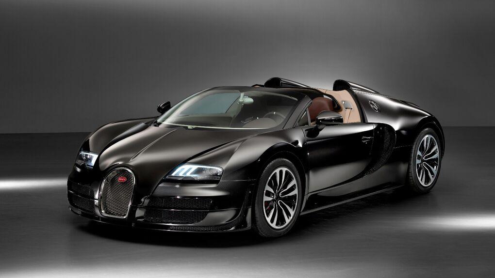 """Bugatti Legend """"Jean Bugatti"""", homenaje al fundador de la marca"""