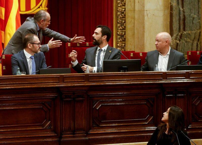 ERC propone a Joan Ridao en el poder judicial